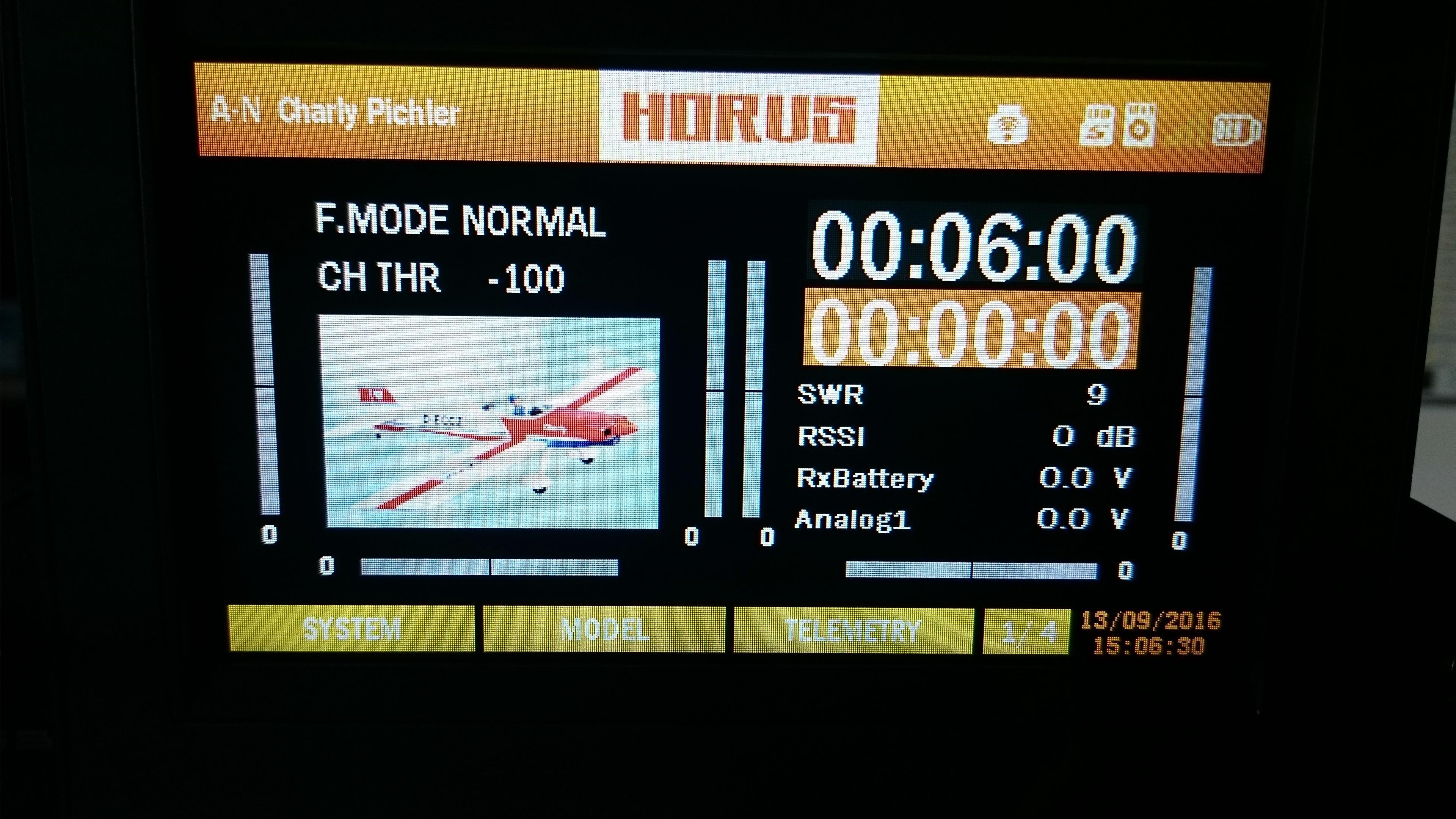 Preview: FrSky Horus X12S von Engel Modellbau - VTH neue