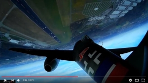 Video: Me 262-Staffel in Friedrichshafen