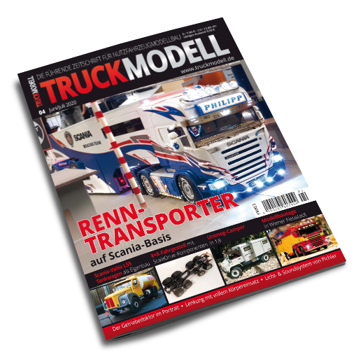TRUCKmodell Digital-Upgrade